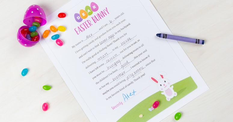 Frugal Freebies Freebie Easter Bunny Footprints Letter And More