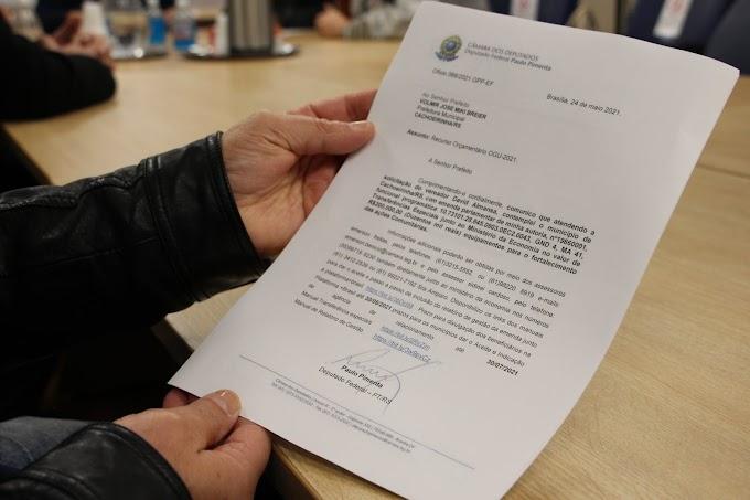 David Almansa articula R$ 500 mil em emendas parlamentares para Cachoeirinha