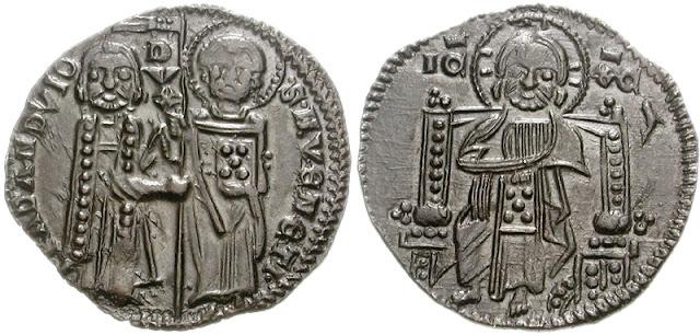 Grosso de Francisco Dándolo 1328