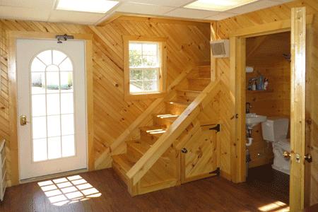 Buy a Portable Summer Cabin or Backyard Retreat