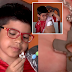 Crucifix necklace saves 9-year-old boy from stray bullet penetrating his chest on New Year's Eve