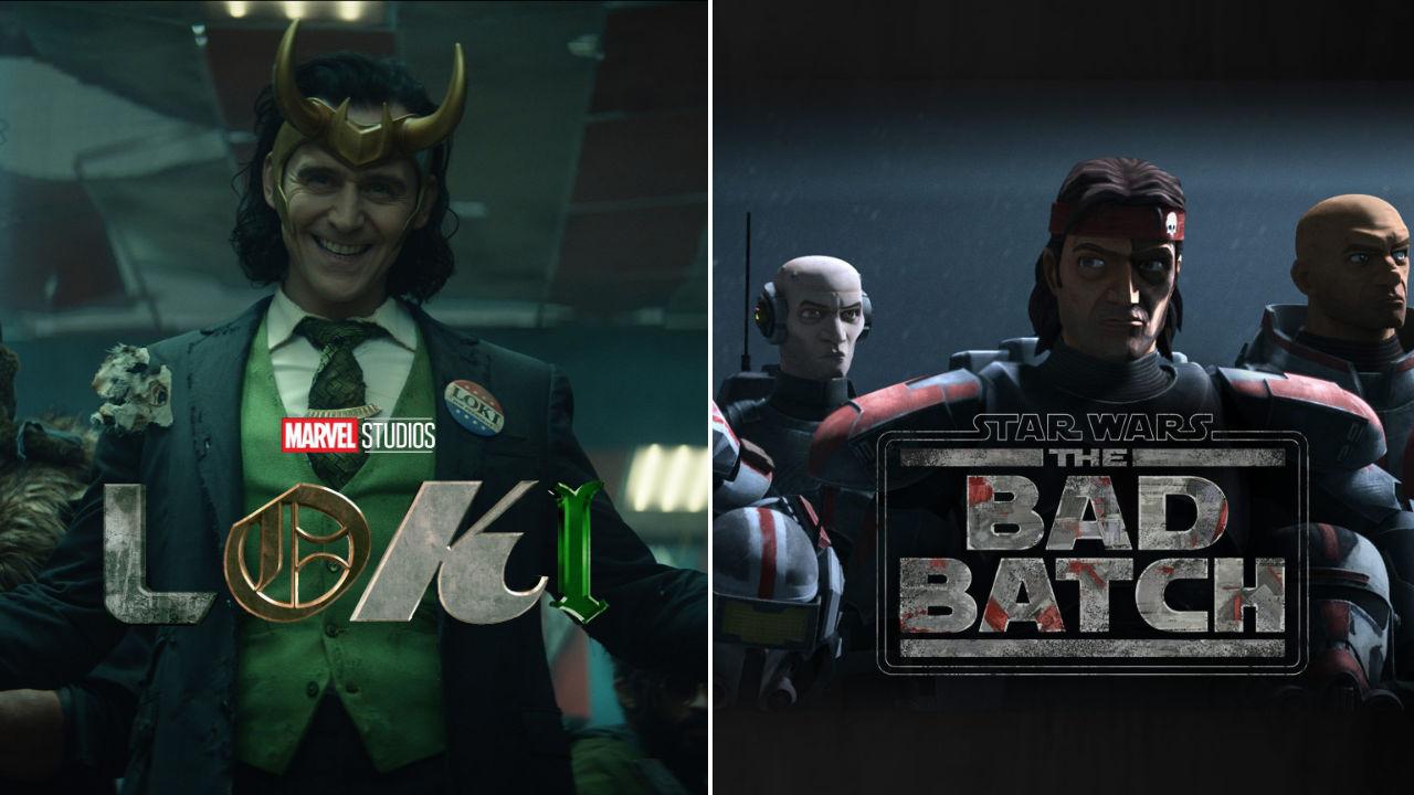 Disney+ Mengumumkan Tarikh Tayangan filem Loki, Star Wars: The Bad Batch Dan Banyak Lagi