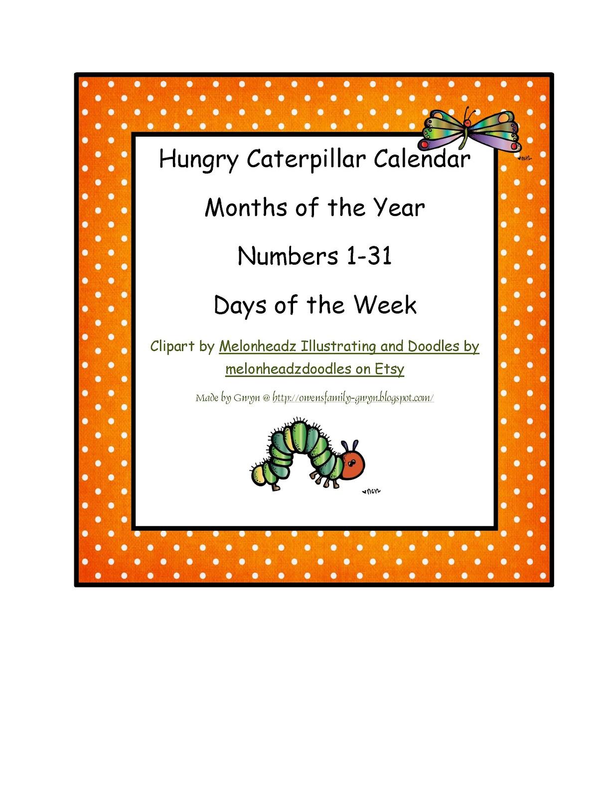 July Preschool Printables
