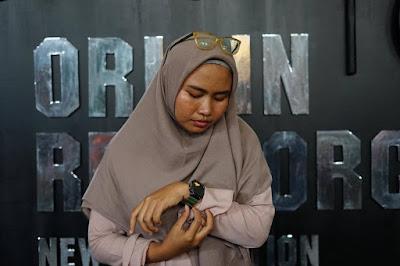 Tampil Casual dengan G-Shock Gm-5600, Cocok Untuk Para Muslimah