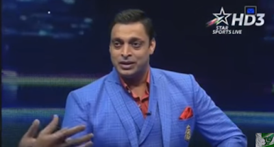 After India win, Jatin Sapru got carried away and laughed at Shoaib Akhtar saying his boys did not play well.   Many Indian Twitter uses agreed with Shoaib Akhtar and said Jatin Sapru  had shown poor sportsman spirit. He also came under criticism at a Reddit forum.