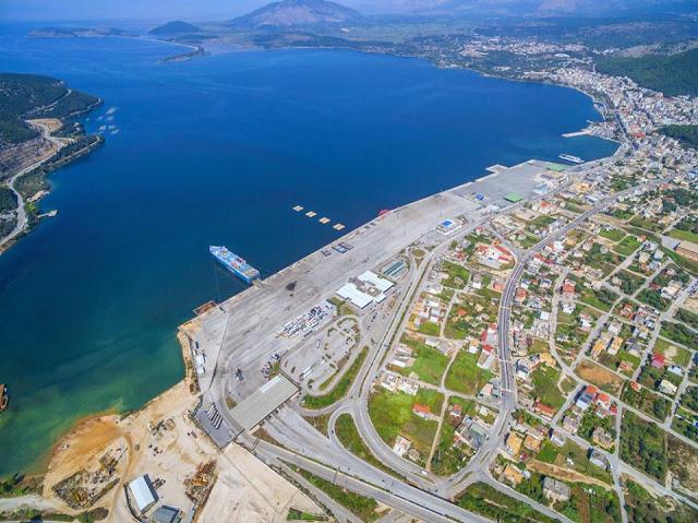Ηγουμενίτσα: Στο σφυρί από το ΤΑΙΠΕΔ ή στο υπερταμείο το λιμάνι