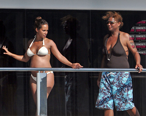 Alicia Keys Is She Gay 77