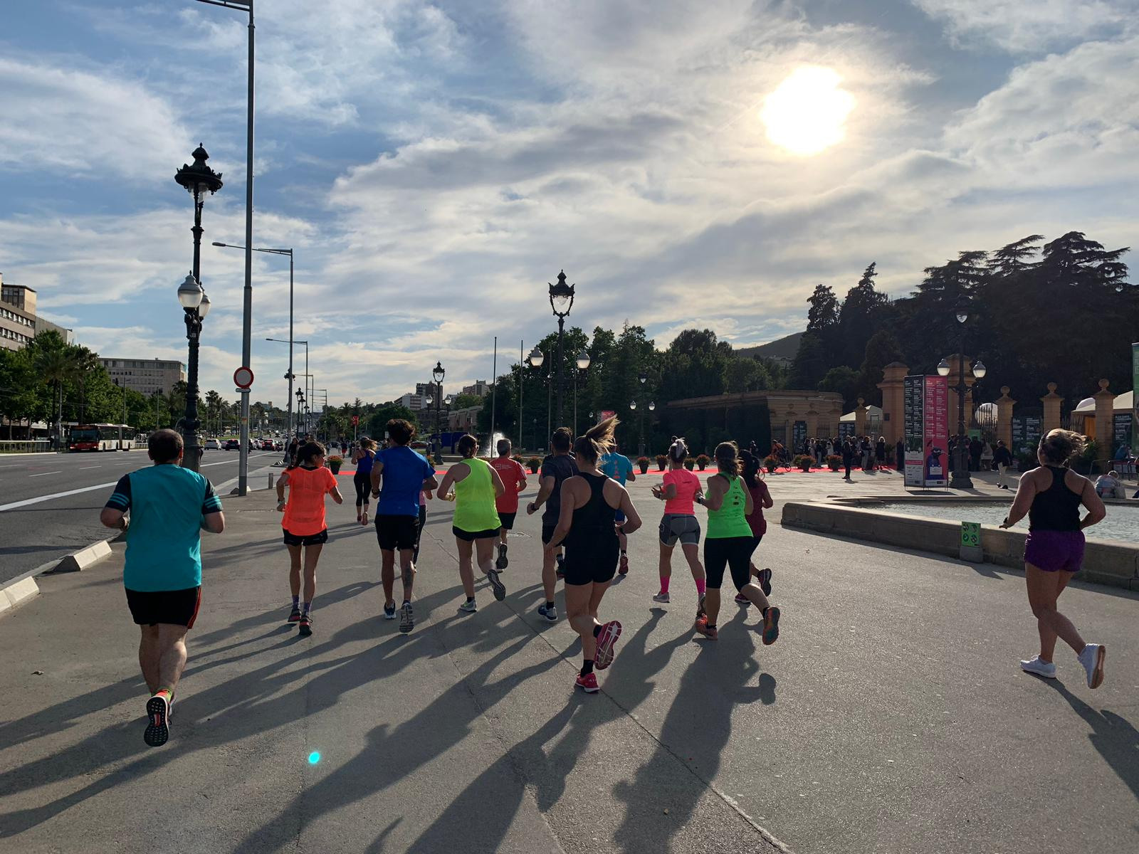 Asics Global Running Day