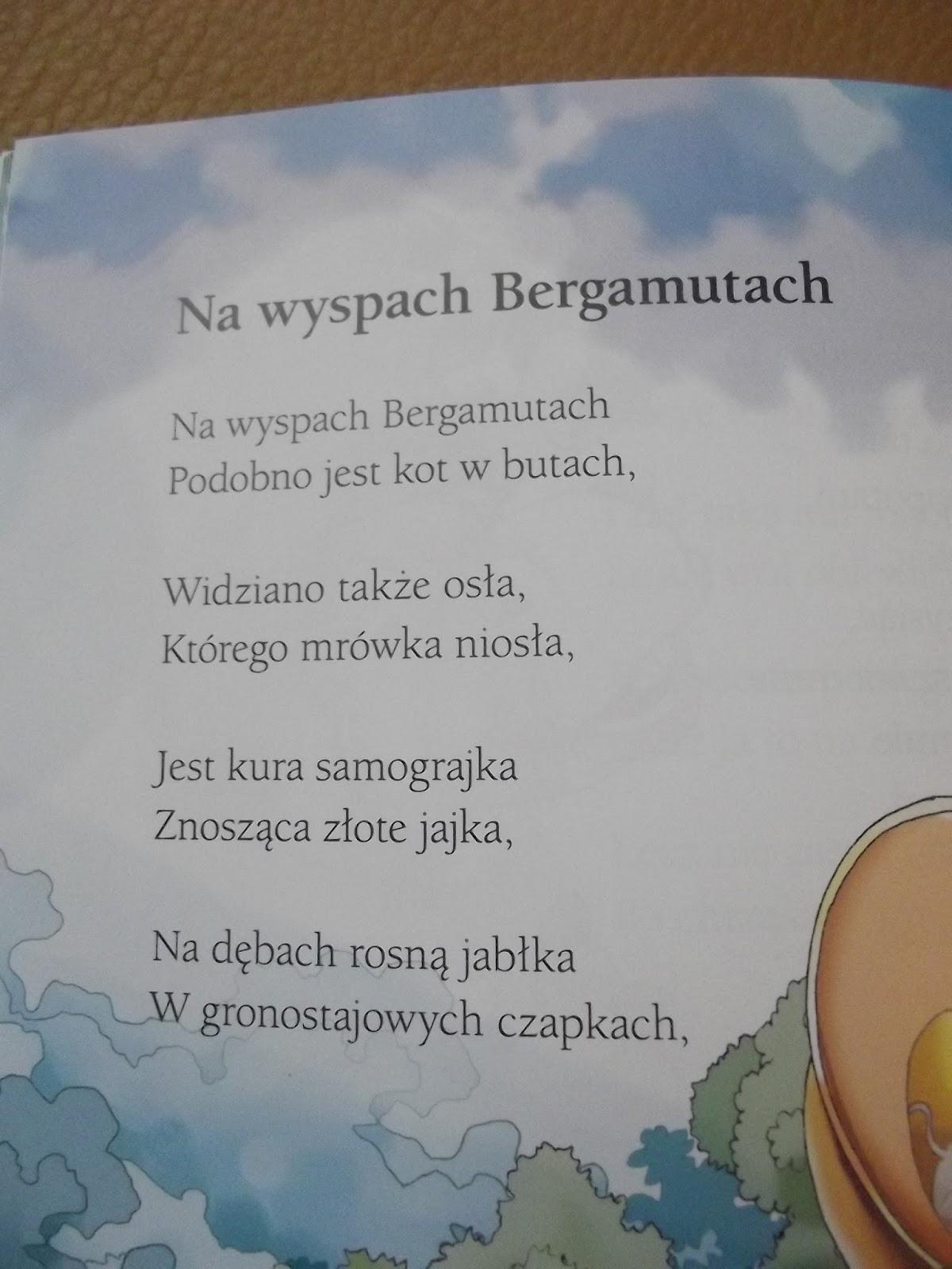 Mama Balbinka Wiersze Mojego Dzieciństwa Brzechwa