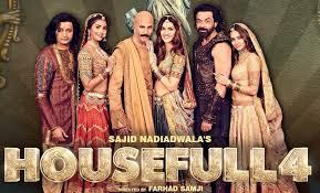 Free Download Housefull 4 (2019) Hindi Movie 720p Watch Online on AmoZoni