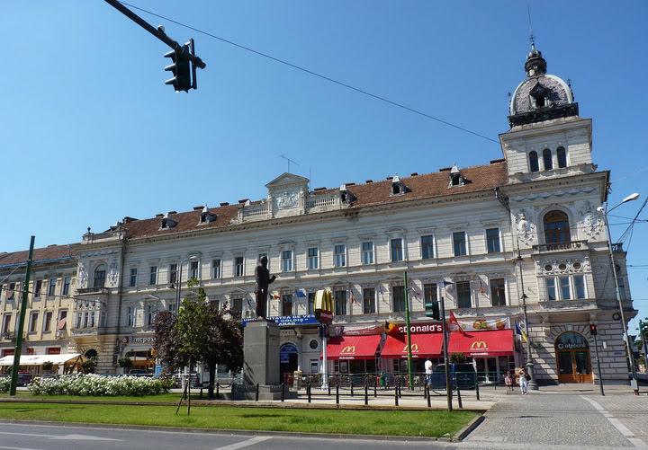Palatul Neumann Arad