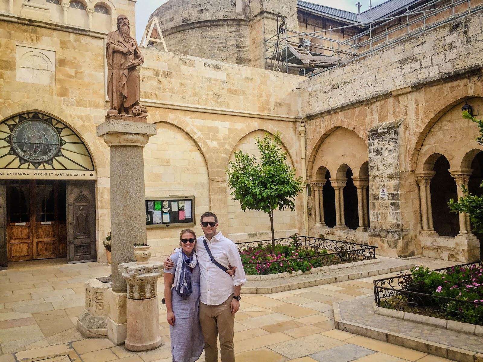 Jordanandmorganhatch Bethlehem Palestine