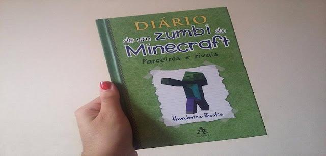 BAIXE EM PDF - O LIVRO 'Diário de um Zumbi do Minecraft'