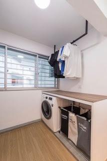 Desain Ruang Laundry Minimalis di Rumah