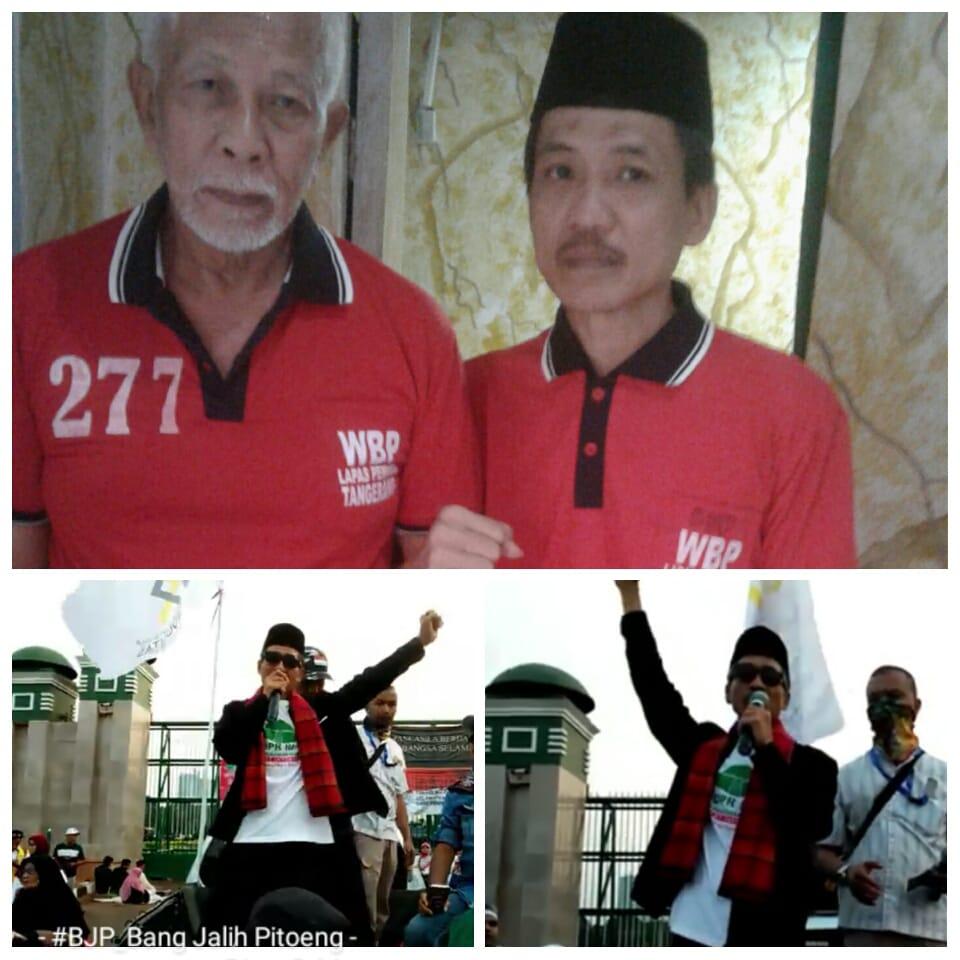 Jalih Pitoeng Siap Hadapi Sidang Perdana Di PN Tangerang