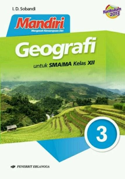 Materi Geografi Kelas 12 Semester 1 2 Kurikulum 2013