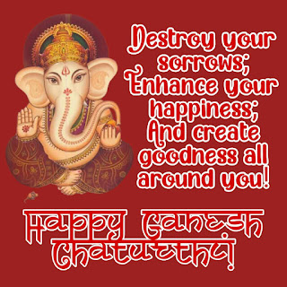 happy ganesh chaturthi images quotes  free download