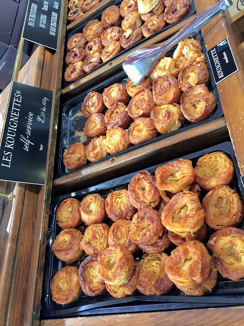 Picture of kouignette pastries