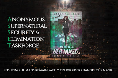 Preorder Method to her Magic on Kindle