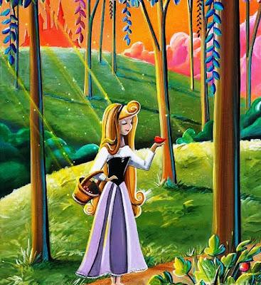 Briar Rose, English Story Kids,