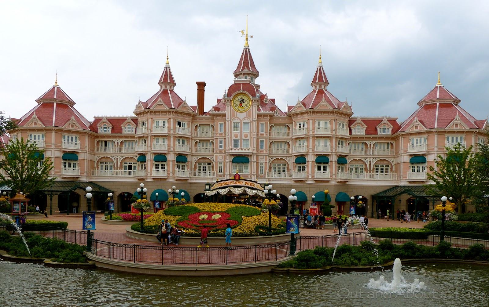 disneyland paris job