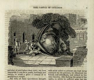 El Castillo de Ontranto. Horace Walpole.