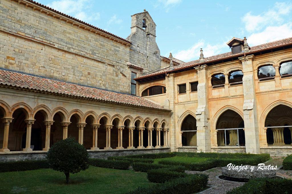 Monasterio de San Andrés del Arroyo, Palencia