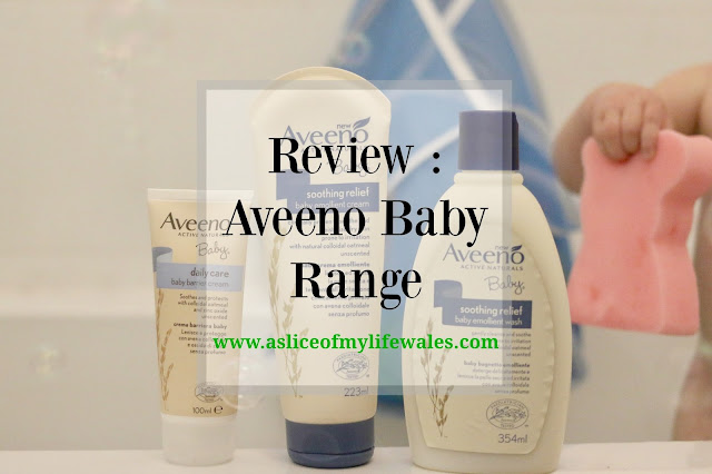 review of aveeno baby range - Baby Soothing Relief Emollient Wash - Baby Soothing Relief Emollient Cream - Baby Daily Care Barrier Cream