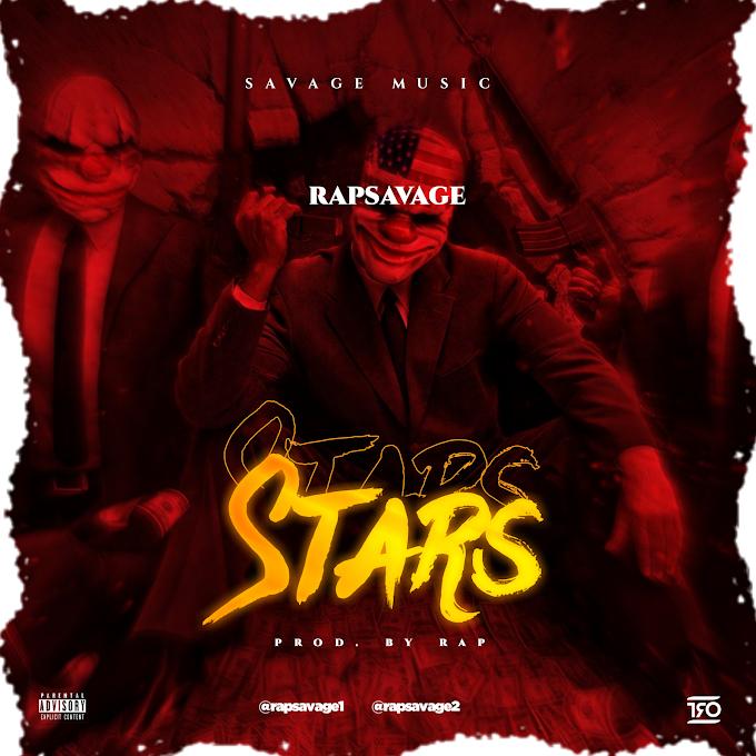 Rapsavage - Stars
