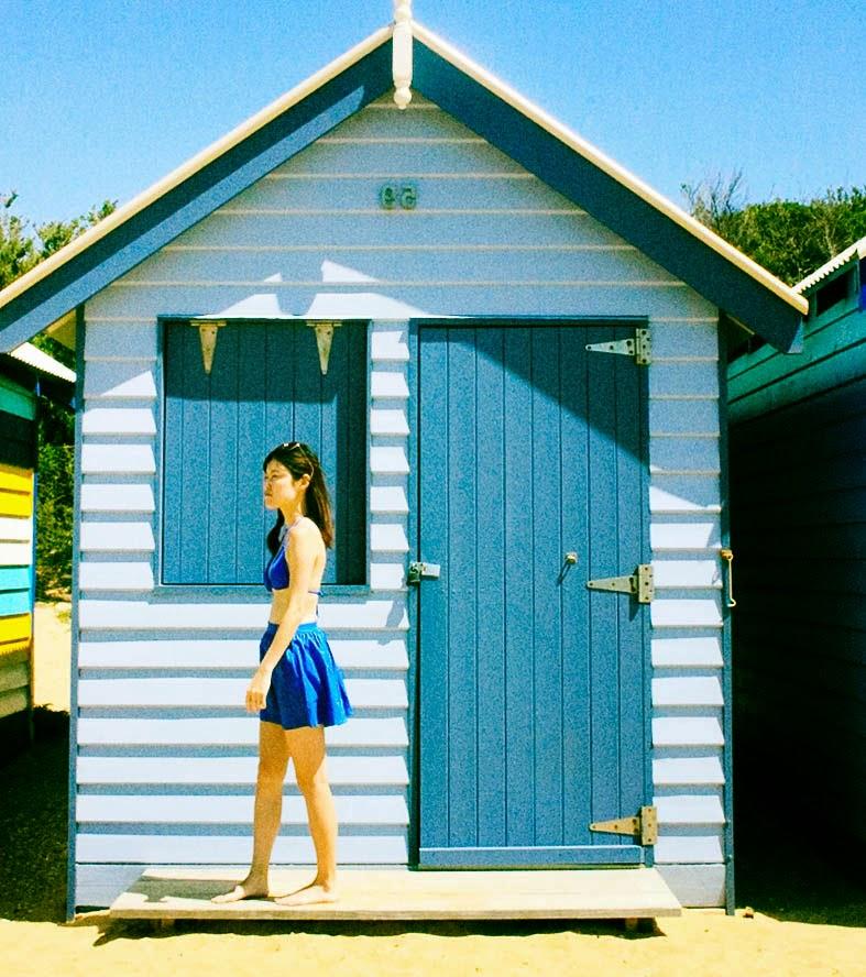 Brighton Beach St Kilda Beach Melbourne