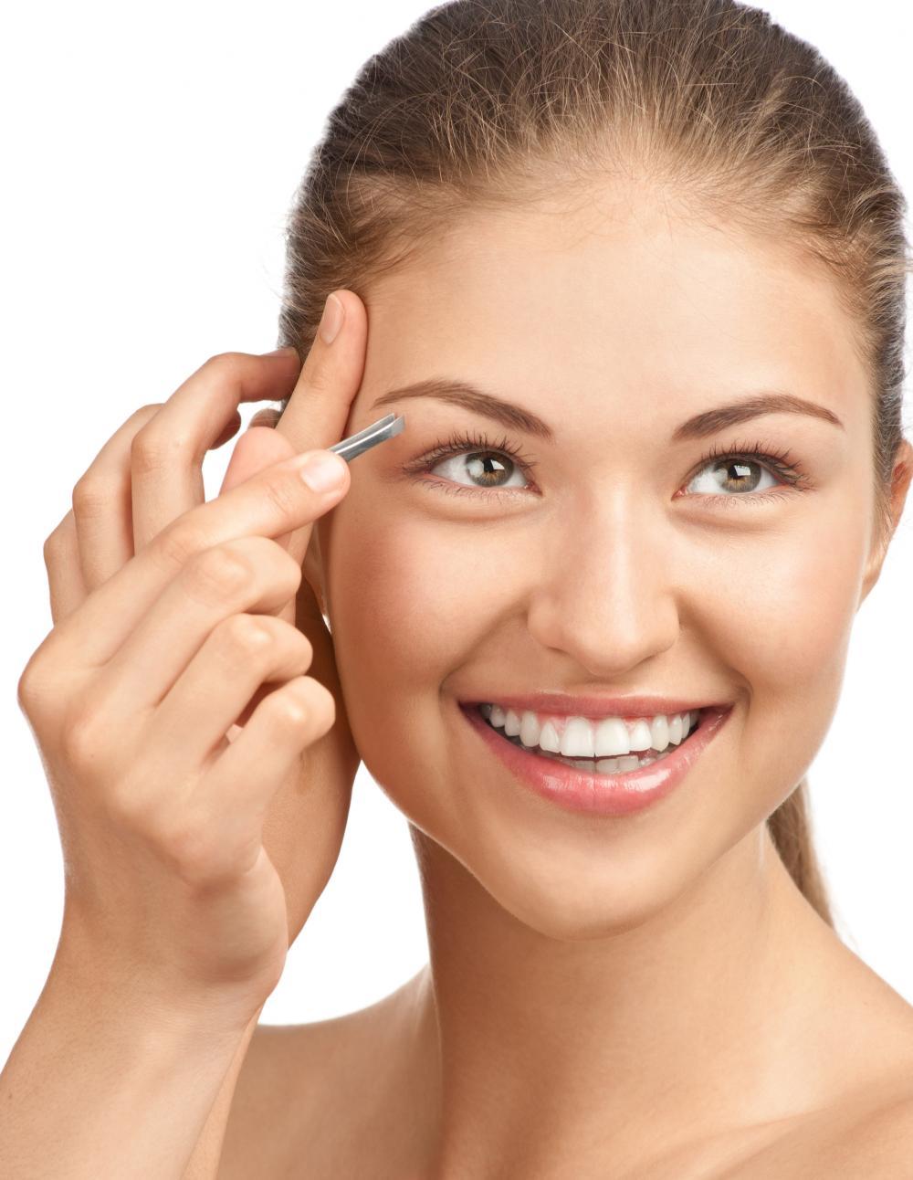 Eyebrow Makeup: Skin Care: July 2012