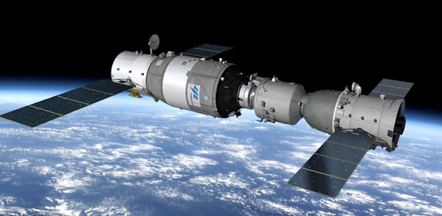 china s tiangong 2 space laboratory to be deorbited after july 2019
