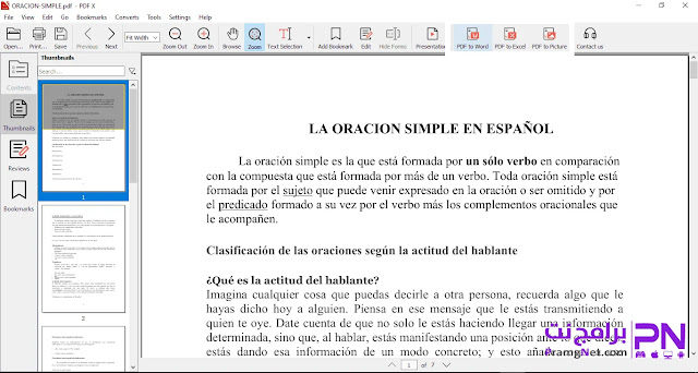 تحميل برنامج PDF للاندرويد