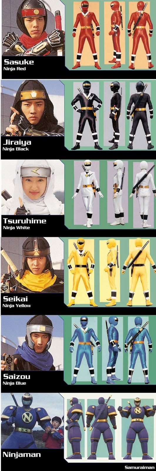 Ninja sentai kakuranger episode 39 / Imdb party down south