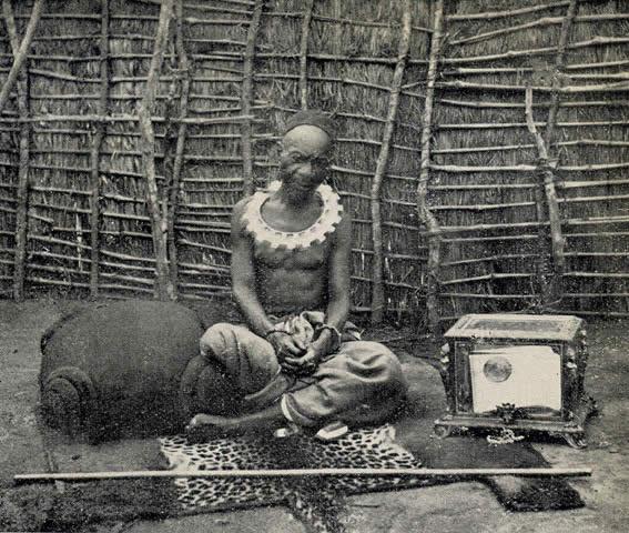 King Makoko of Teke