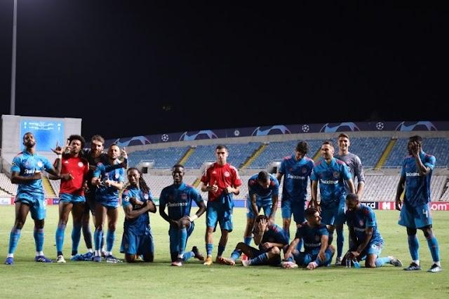 UEFA: Ο Ολυμπιακός ανέβασε την Ελλάδα στη 17η θέση της βαθμολογίας