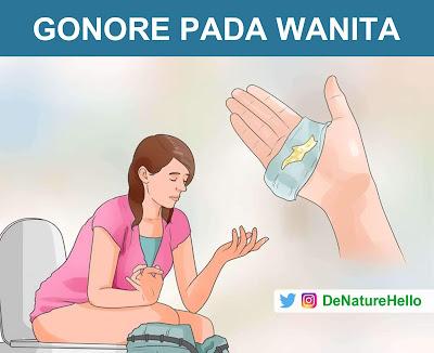 Gonore Pada Wanita
