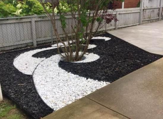 Jardim de Pedras - Praticidade e Beleza Para Sua Casa