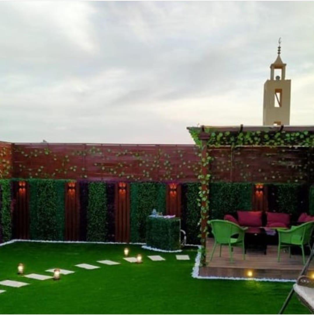 شركة تنسيق حدائق بمكة والطائف مهندس تنسيق حدائق اسطح المنازل والقصور بالطائف 0530375317
