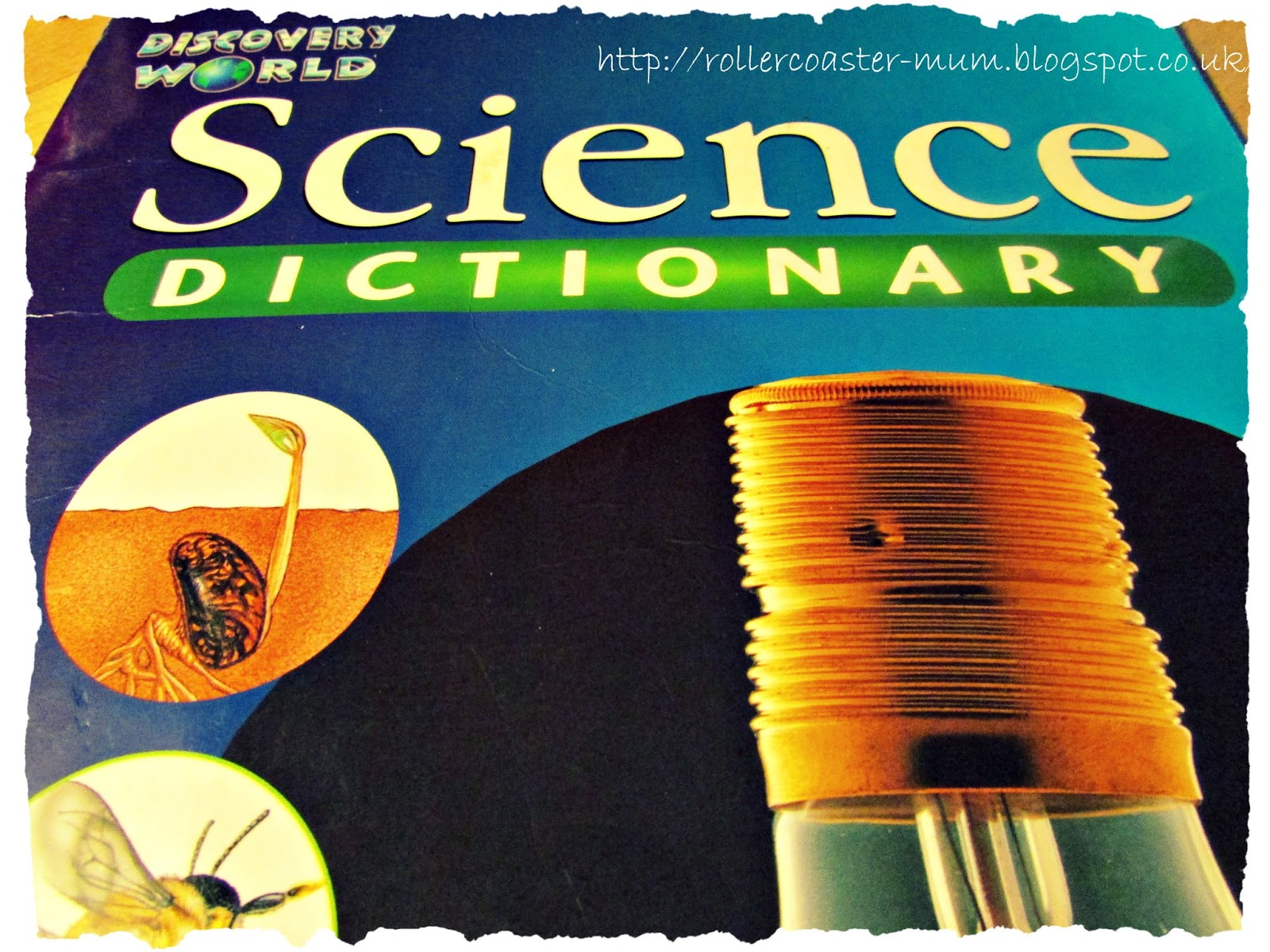 Gold Level Science reading book