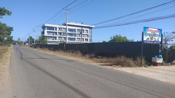 bán đất mặt tiền Tl328 ấp Hồ Tràm , thuộc xã Phước Thuận