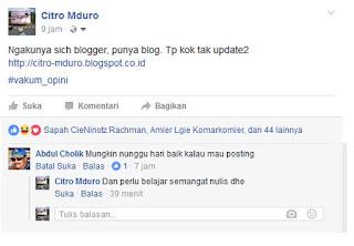 Nunggu Hari Baik Buat Update Posting_Citro Mduro