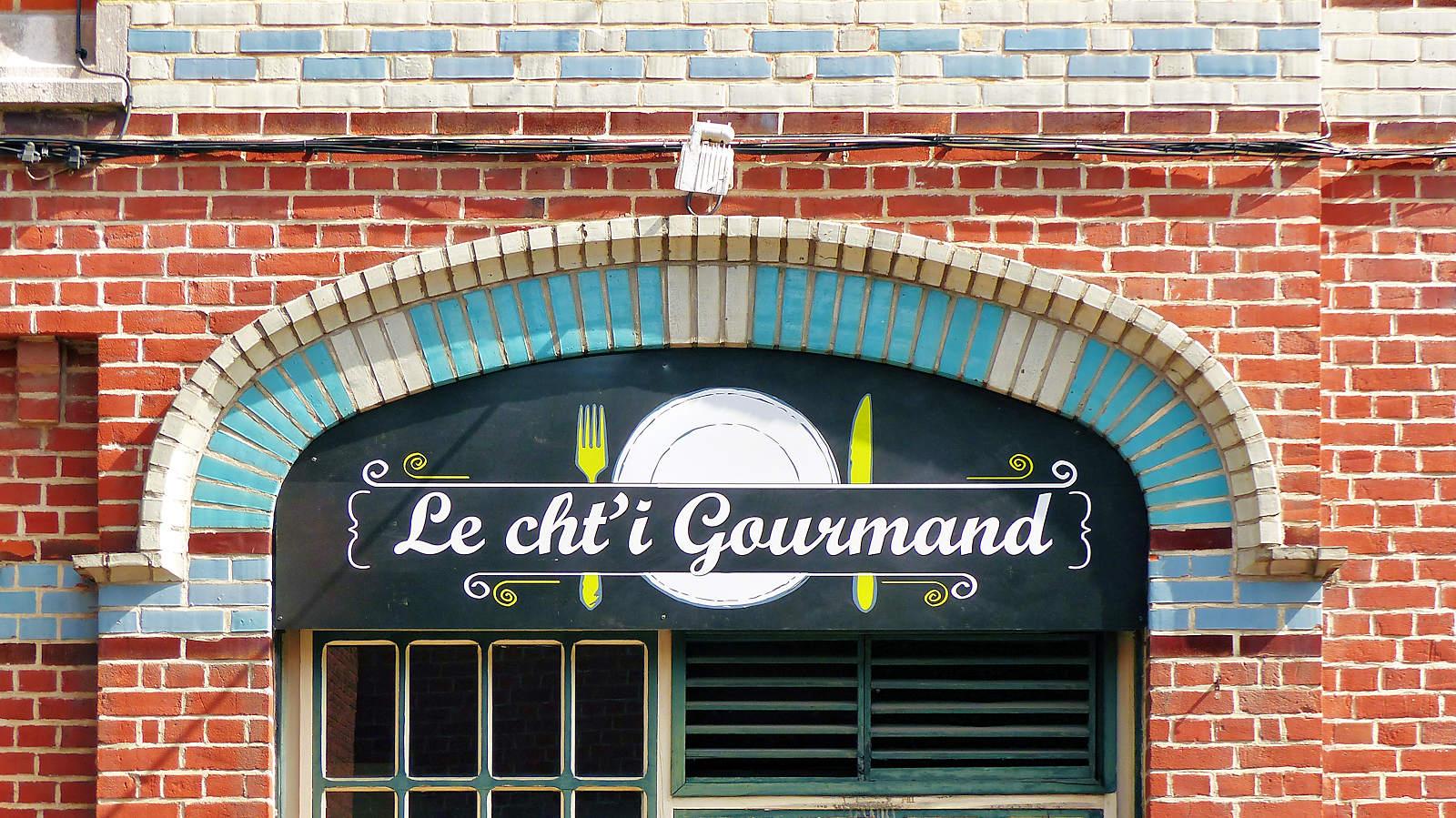 Restaurant Cht'i Gourmand - Tourcoing, rue des Anges