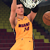 NBA 2K21 Miami Heat Statement Jersey and Court Concept by Cheesyy [FOR 2K21]