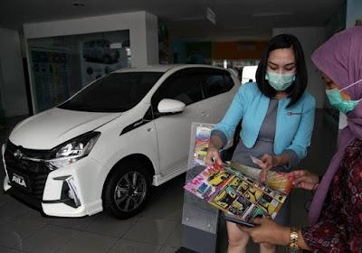 Kredit Leasing Mobil Baru Bekas