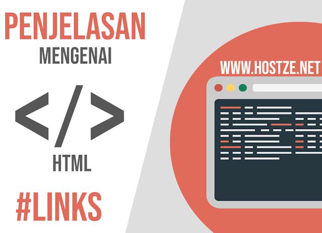 Tag - Tag Yang Membangun HTML: Links - hostze.net