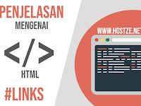 Tag - Tag Yang Membangun HTML: Links