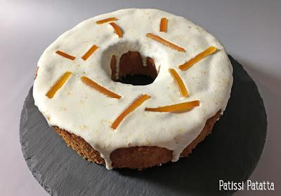 recette de chiffon cake aux clémentines, recette de chiffon cake, gâteau aux clémentines, chiffon cake, glaçage aux clémentines, gâteau américain, pâtisserie américaine, pâtisserie, patissi-patatta