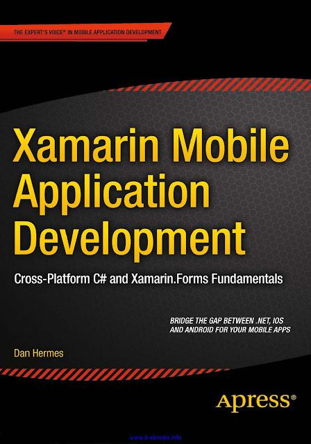 Xamarin mobile application development pdf