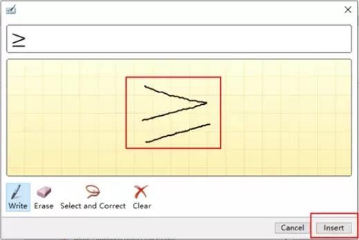 Cara Menyisipkan Simbol Matematika di Word-7